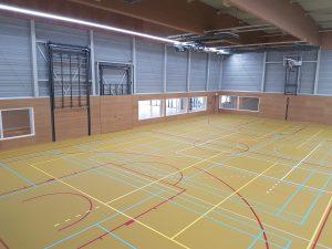 Sporthal de Geusselt