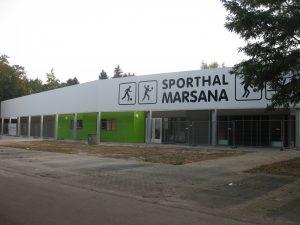 Sporthal Marsana